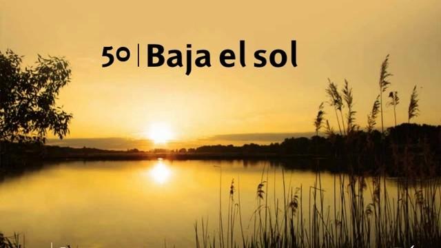 Himno 50 | Baja el sol | Himnario Adventista