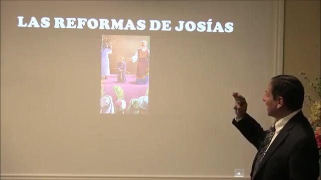 Lección 8 | Las reformas de Josias | Escuela Sabática 2000