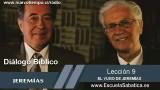 Resumen | Diálogo Bíblico | Lección 9 | El yugo de Jeremías | Escuela Sabática