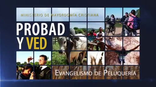 19 de diciembre | Evangelísmo de peluquería | Probad y Ved 2015 | Iglesia Adventista