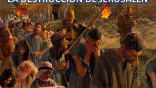 Lección 10 | La destrucción de Jerusalén | Escuela Sabática Power Point