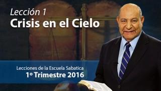 Comentario | Lección 1 | Crisis en el Cielo | Pastor Alejandro Bullón | Escuela Sabática