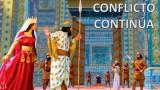 Lección 5 | El conflicto continúa | Escuela Sabática Power Point