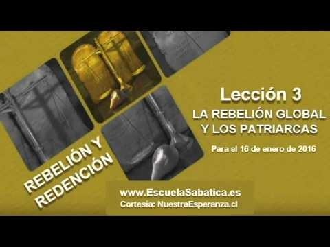 Lección 3   Jueves 14 de enero 2016   José y sus hermanos   Escuela Sabática