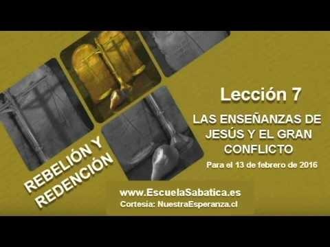 Lección 7   Martes 9 de febrero 2016   Construir sobre la roca   Escuela Sabática