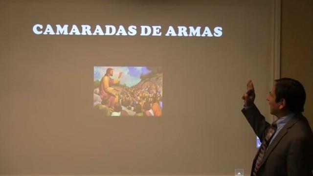 Lección 8 | Camaradas de armas | Escuela Sabática 2000