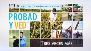 20 de febrero | Tres veces más | Probad y Ved 2016 | Iglesia Adventista