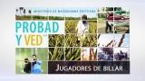 26 de marzo | Jugadores de billar | Probad y Ved 2016 | Iglesia Adventista
