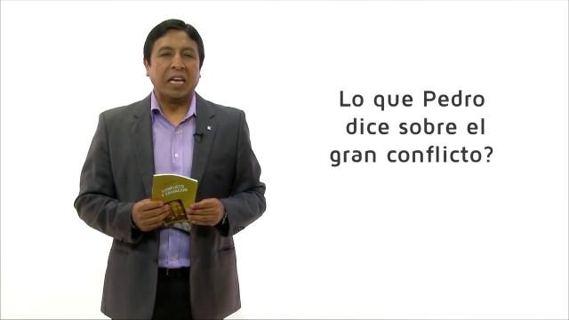 Comentario | Lección 11 | Lo que Pedro dijo sobre el gran conflicto | Escuela Sabática | Pr. Edison Choque