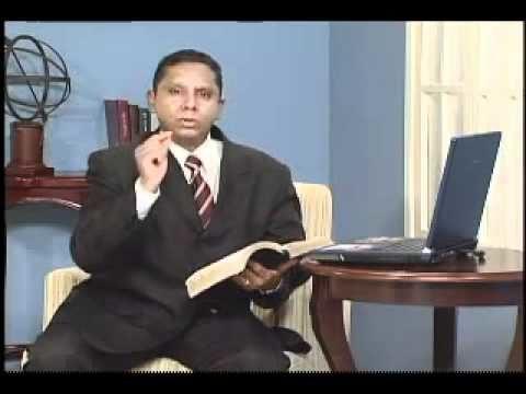 8. La Biblia Sagrada y el Gran Conflicto – EL GRAN CONFLICTO – Pr. Luís Gonçalves