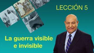 Comentario | Lección 5 | La guerra visible e invisible | Pr. Alejandro Bullón | Escuela Sabática