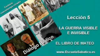 Diálogo Bíblico   Jueves 28 de abril 2016   Causa perdida   Escuela Sabática