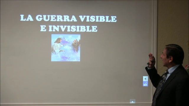 Lección 5 | La guerra visible e invisible | Escuela Sabática 2000