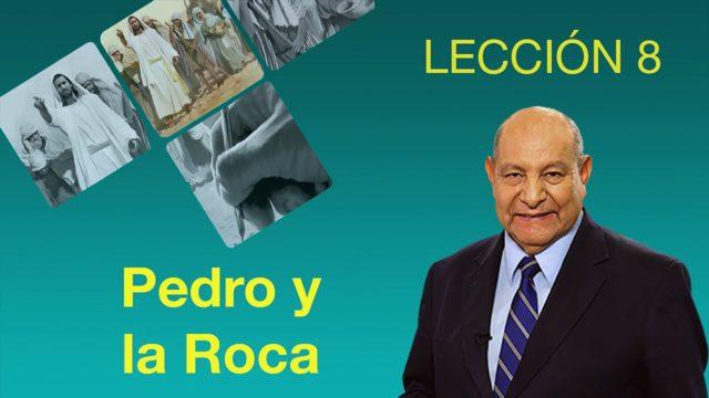 Comentario | Lección 8 | Pedro y la Roca | Pr. Alejandro Bullón | Escuela Sabática