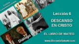 Diálogo Bíblico | Domingo 1 de mayo 2016 | El liviano yugo de Cristo | Escuela Sabática