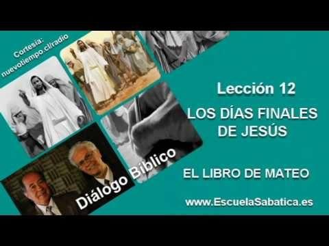 Diálogo Bíblico | Miércoles 15 de junio 2016 | Judas vende su alma | Escuela Sabática