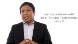 Bosquejo   Lección 4   Justicia y misericordia en el Antiguo Testamento 2   Pr. Edison Choque   Escuela Sabática