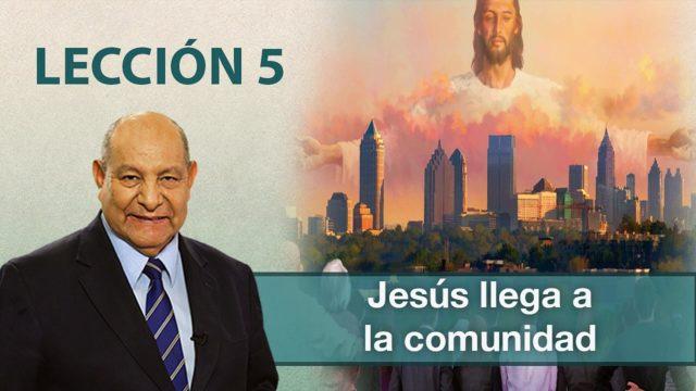 Comentario | Lección 5 | Jesús llega a la comunidad | Escuela Sabática | Pr. Alejandro Bullón