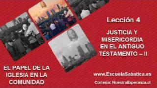 Lección 4 | Martes 19 de julio 2016 | La iglesia: Una fuente de vida | Escuela Sabática