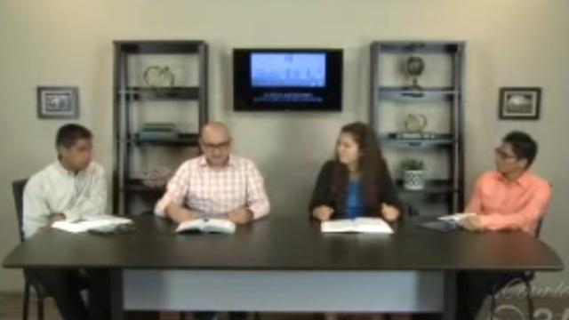 Lección 5 | Jesús llega a la comunidad | Escuela Sabática Estudiemos Juntos