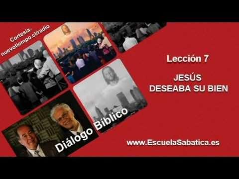 Resumen | Diálogo Bíblico | Lección 7 | Jesús deseaba su bien | Escuela Sabática