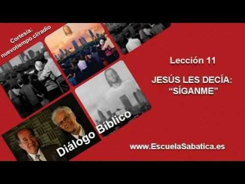 Diálogo Bíblico | Viernes 9 de septiembre 2016 | Para estudiar y meditar | Escuela Sabática