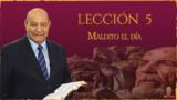 Comentario | Lección 5 | Maldito el día | Pr. Alejandro Bullón | Escuela Sabática