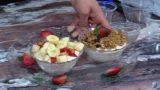 Granola con Yogurt de leche de soya | Nuevo Estilo de Vida