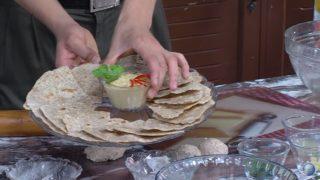 Hummus Arabe con chapatis | Nuevo Estilo de Vida