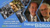 Diálogo Bíblico | Domingo 9 de octubre 2016 | Job, siervo de Dios | Escuela Sabática
