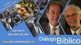 Diálogo Bíblico | Jueves 27 de octubre 2016 | ¿Mah Enosh? (¿Qué es el hombre?) | Escuela Sabática