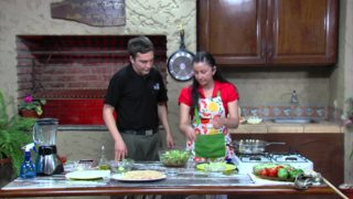 Germinado de Quinua con ensalada de Brócoli/Coliflor | Nuevo Estilo de Vida