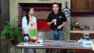 Leche de Soya y Sándwiches de tofu | Nuevo Estilo de Vida