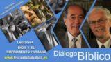 Resumen | Diálogo Bíblico | Lección 4 | Dios y el sufrimiento humano | Escuela Sabática