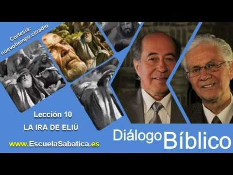 Diálogo Bíblico   Lunes 28 de noviembre 2016   La entrada de Eliú   Escuela Sabática