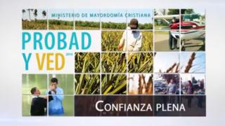 12 de noviembre | Confianza Plena | Probad y Ved 2016 | Iglesia Adventista