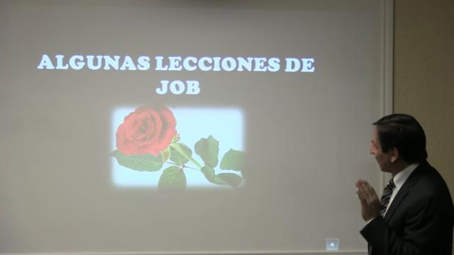 Lección 14 | Algunas lecciones de Job | Escuela Sabática 2000