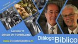 Diálogo Bíblico | Viernes 9 de diciembre 2016 | Para estudiar y meditar | Escuela Sabática