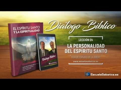 Diálogo Bíblico | Lunes 23 de enero 2017 | Aspectos personales del Espíritu Santo – I