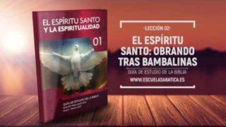 Lección 2 | Domingo 8 de enero 2016 | El carácter misterioso del Espíritu Santo | Escuela Sabática