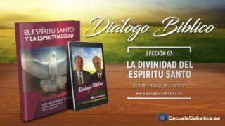 Resumen | Diálogo Bíblico | Lección 3 | La Divinidad del Espíritu Santo | Escuela Sabática
