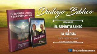 Diálogo Bíblico   Martes 28 de febrero   El Espíritu Santo une a la iglesia por la Palabra de Dios   Escuela Sábado