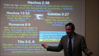 Lección 5   El bautismo y el derramamiento del Espíritu Santo   Escuela Sabática 2000