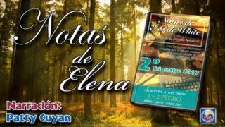 Notas de Elena | 25 de Marzo del 2017 | La persona de Pedro | Escuela Sabática