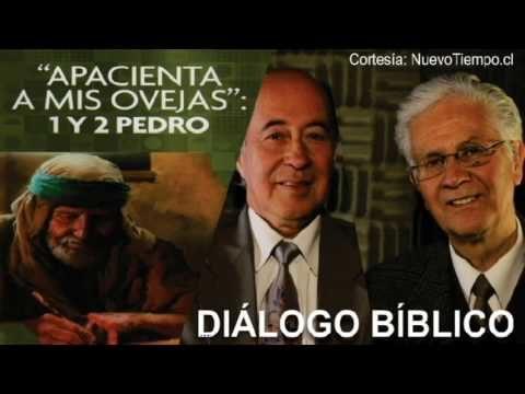 Diálogo Bíblico | Lunes 10 de abril 2017 | La Piedra viva | Escuela Sabática