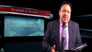 Lección 3 | Un real sacerdocio | Escuela Sabática Exaltad a Jesús