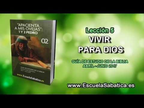 """Lección 5   Domingo 23 de abril 2017   Ser """"De un mismo sentir""""   Escuela Sabática"""