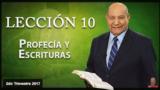 Comentario | Lección 10 | Profecía y Escrituras | Escuela Sabática | Pr. Alejandro Bullón