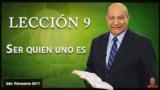 Comentario | Lección 9 | Ser quien uno es | Escuela Sabática | Pr. Alejandro Bullón