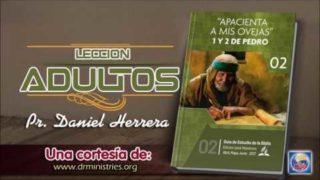 Escuela Sabática | Martes 9 de Mayo del 2017 | Líderes siervos